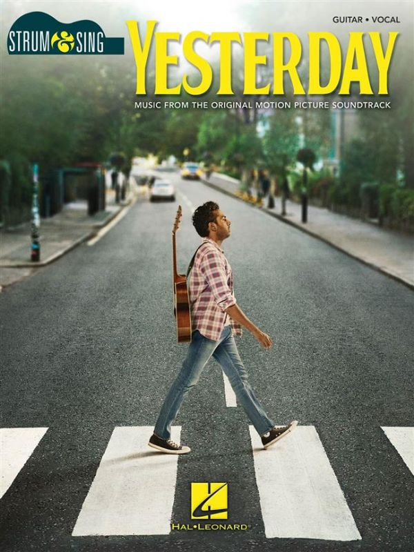 Yesterday (Original Motion Picture Soundtrack) Guitar & Vocal